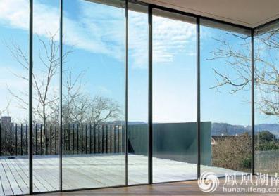 玻璃材料在门窗中的应用